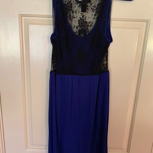 New forever 21 maxi dress
